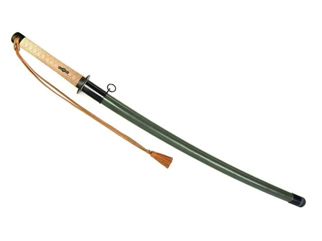 KKT-018h ★陸軍九五式軍刀 最末期型(りくぐんきゅうごしきぐんとう さいまっきが...